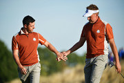 Ian Poulter Rory McIlroy Photos Photo