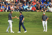 Rory McIlroy Dustin Johnson Photos Photo