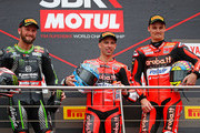 Marco Melandri and Tom Sykes Photos Photo