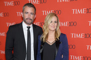 Jason Jones and comedian Samantha Bee attend the 2018 Time 100 Gala at Jazz at Lincoln Center on April 24, 2018 in New York City.