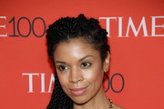 Actor Susan Kelechi Watson attends the 2018 Time 100 Gala at Jazz at Lincoln Center on April 24, 2018 in New York City.