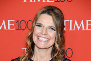 Television host Savannah Guthrie attends the 2018 Time 100 Gala at Jazz at Lincoln Center on April 24, 2018 in New York City.