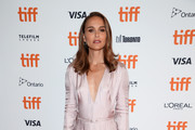 """Natalie Portman attends the """"Vox Lux"""" premiere during 2018 Toronto International Film Festival at The Elgin on September 7, 2018 in Toronto, Canada."""