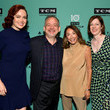 Marc Shaiman and Genevieve McGillicuddy Photos