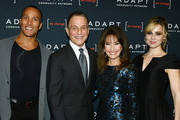 Mike Woods, Tony Danza, Susan Lucci and Cara Buono attend the 2019 2nd Annual ADAPT Leadership Awards at Cipriani 42nd Street on March 14, 2019 in New York City.
