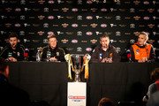 Phil Davis and Damien Hardwick Photos Photo