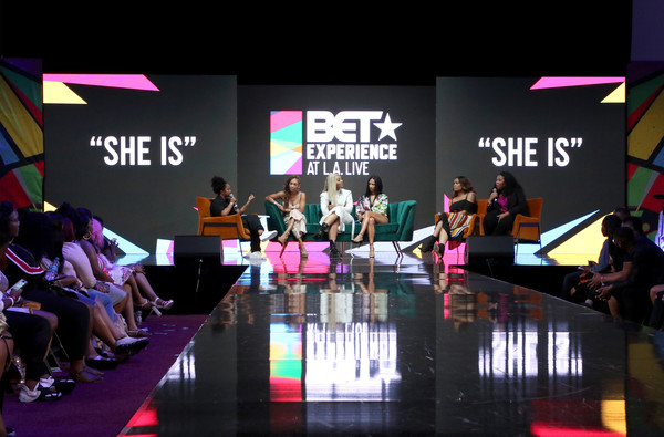 Dana Chanel in 2019 BET Experience - BET Her Presents