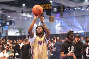 2 Chainz participates in the BETX Celebrity Basketball Game Sponsored By Sprite during the BET Experience at Los Angeles Convention Center on June 22, 2019 in Los Angeles, California.