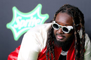 T-Pain attends the BET Hip Hop Awards 2019 at Cobb Energy Center on October 05, 2019 in Atlanta, Georgia.