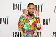 Safaree Samuels attends the 2019 BMI R&B/Hip-Hop Awards on August 29, 2019 in Sandy Springs, Georgia.