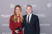 Cat Deeley and Patrick Kielty attend the 2019 Baby2Baby Gala presented by Paul Mitchell on November 09, 2019 in Los Angeles, California.