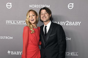 (L-R) Rachel Zoe and Rodger Berman attend the 2019 Baby2Baby Gala presented by Paul Mitchell at 3LABS on November 09, 2019 in Culver City, California.