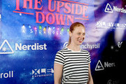 Deborah Ann Woll attends The Upside Down: A Stranger Party presented by Nerdist at Fluxx Nightclub on July 18, 2019 in San Diego, California.