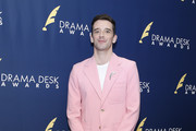 Michael Urie attends 2019 Drama Desk Awards at Steinway Hall on June 02, 2019 in New York City.