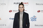 Olivia Palermo attends the 2019 Dress For Success Live Vibrantly Gala at Cipriani Wall Street on April 10, 2019 in New York City.