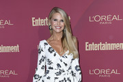Christie Brinkley attends the 2019 Entertainment Weekly Pre-Emmy Party at Sunset Tower on September 20, 2019 in Los Angeles, California.