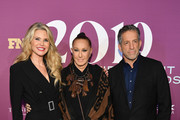 Christie Brinkley, Donna Karan, and Kenneth Cole attend 2019 FN Achievement Awards at IAC Building on December 03, 2019 in New York City.