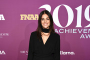 Julia Roitfeld attends 2019 FN Achievement Awards at IAC Building on December 03, 2019 in New York City.