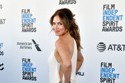 Victoria Hill attends the 2019 Film Independent Spirit Awards on February 23, 2019 in Santa Monica, California.