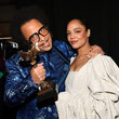 Tessa Thompson and Boots Riley