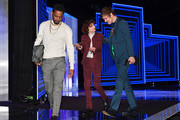 Lakeith Stanfield and Finn Wolfhard Photos - 1 of 8 Photo