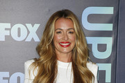 NEW YORK, NY  MAY 13: Cat Deeley attends the 2019 FOX Upfront at Wollman Rink, Central Park on May 13, 2019 in New York City.