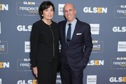 Jeffrey Katzenberg and Marilyn Katzenberg Photos Photo