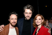 James McAvoy and Andy Muschietti Photos Photo
