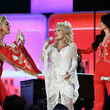 Katy Perry and Dolly Parton *** Local Caption *** Kacey Musgraves Photos