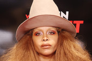 Erykah Badu attends the Dallas special screening of Paramount Pictures' film 'What Men Want' at  AMC North Park 15 on February 05, 2019 in Dallas, Texas.