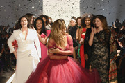 Candice Huffine and Laverne Cox Photos Photo
