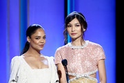 Tessa Thompson and Gemma Chan Photos Photo