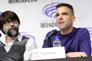 Zachary Quinto and Joe Hill Photos Photo