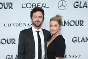 (L-R) Beau Clark and Stassi Schroeder attend the 2019 Glamour Women Of The Year Awards at Alice Tully Hall on November 11, 2019 in New York City.
