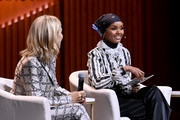 Tory Burch and Halima Aden Photos Photo