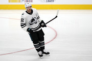 Gabriel Landeskog #92 of the Colorado Avalanche skates during the 2019 Honda NHL All-Star Game at SAP Center on January 26, 2019 in San Jose, California.