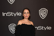 Zoe Lister-Jones attends the 2019 InStyle and Warner Bros. 76th Annual Golden Globe Awards Post-Party at The Beverly Hilton Hotel on January 6, 2019 in Beverly Hills, California.