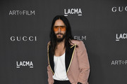 Jared Leto attends the 2019 LACMA 2019 Art + Film Gala Presented By Gucci on November 02, 2019 in Los Angeles, California.