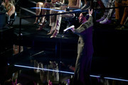 Marc Jacobs onstage during the 2019 MTV Video Music Awards at Prudential Center on August 26, 2019 in Newark, New Jersey.