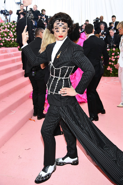The 2019 Met Gala Celebrating Camp: Notes on Fashion - Lookbook