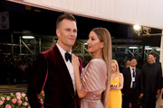 Tom Brady and Gisele Bündchen attend The 2019 Met Gala Celebrating Camp: Notes on Fashion at Metropolitan Museum of Art on May 06, 2019 in New York City.