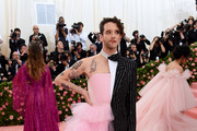 Michael Urie attends The 2019 Met Gala Celebrating Camp: Notes on Fashion at Metropolitan Museum of Art on May 06, 2019 in New York City.