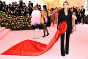 Bee Shaffer attends The 2019 Met Gala Celebrating Camp: Notes on Fashion at Metropolitan Museum of Art on May 06, 2019 in New York City.