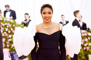 Alicia Quarles attends The 2019 Met Gala Celebrating Camp: Notes on Fashion at Metropolitan Museum of Art on May 06, 2019 in New York City.