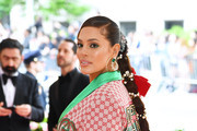 Ashley Graham attends The 2019 Met Gala Celebrating Camp: Notes on Fashion at Metropolitan Museum of Art on May 06, 2019 in New York City.