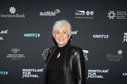 Olympia Dukakis arrives at the 2019 Montclair Film Festival on May 5, 2019 in Montclair, New Jersey.