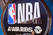 Jeffrey Wright poses in the press room during the 2019 NBA Awards presented by Kia on TNT at Barker Hangar on June 24, 2019 in Santa Monica, California.