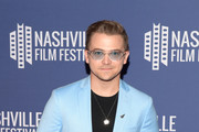 "Hunter Hayes attends the 2019 Nashville Film Festival - ""Bluebird"" Screening on October 08, 2019 in Nashville, Tennessee."