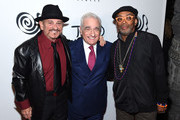 Joe Pesci,  Martin Scorsese and Spike Lee attend the 2019 New York Film Critics Circle Awards at TAO Downtown on January 07, 2020 in New York City.
