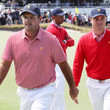 Tiger Woods and Patrick Reed Photos